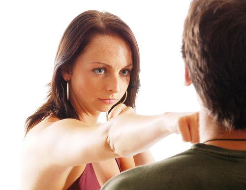 Auto defense pour femme