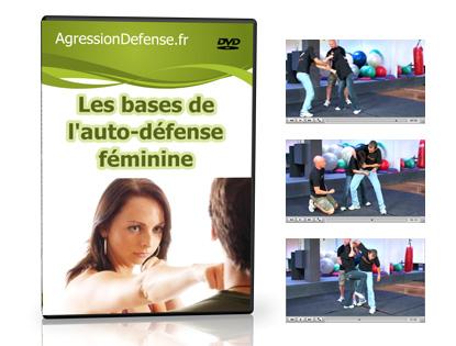 Les bases de l'auto-défense féminine